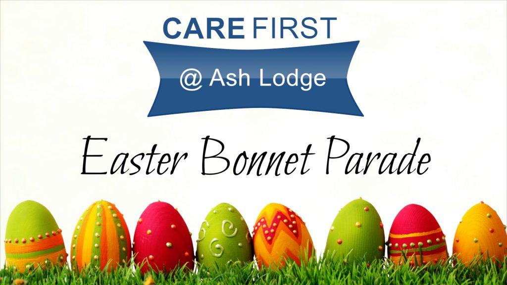 Easter Bonnet Parade - Ash Lodge Nursing Home