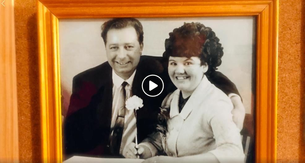 Kathleen & Alan - 50th Golden Anniversary