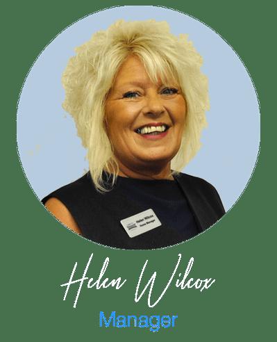 Helen Wilcox